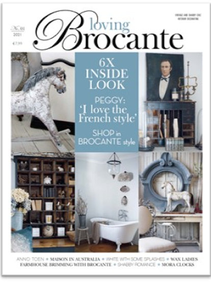 Loving Brocante Magazine Spring 2021