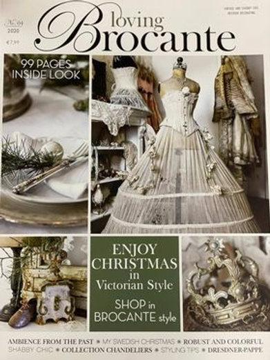 Loving Brocante Magazine Issue No 4 2020
