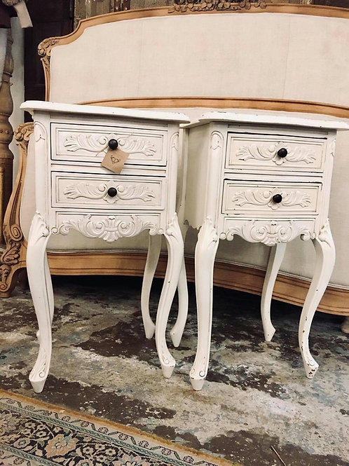 Pretty Bedside Tables