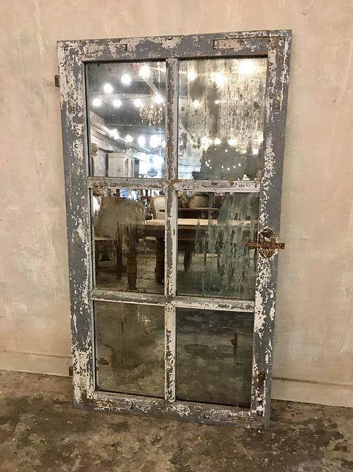 Mirrored Window