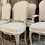 Thumbnail: Set of 6 French dinning chairs