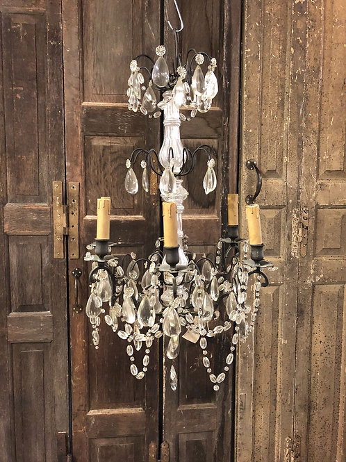 Lovely French chandelier
