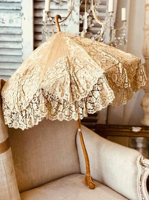 Beautiful Antique Parasol