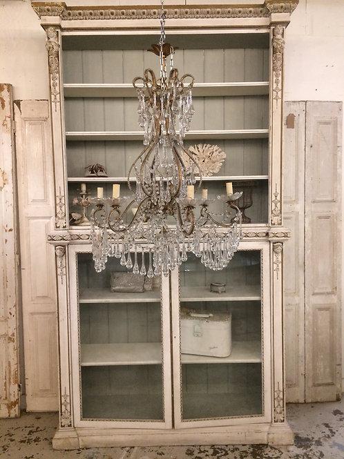 Beautiful glazed display cabinet
