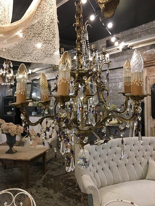 Pretty French chandelier