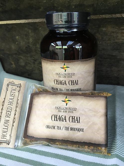 Chaga Chai Tea