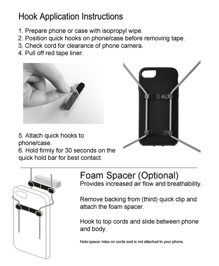 How to apply your roosterwrap