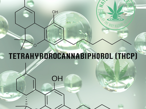 New Rare Cannabinoid Products - THCP, Delta 10