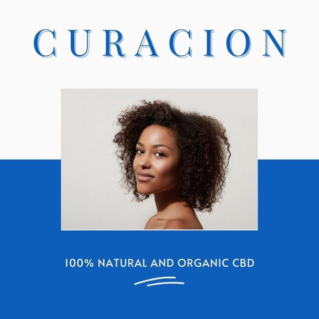 100% natural and organic