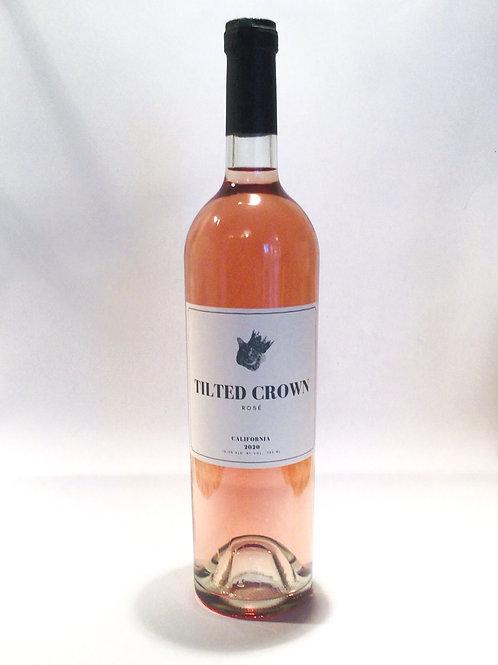 Tilted Crown Rosé