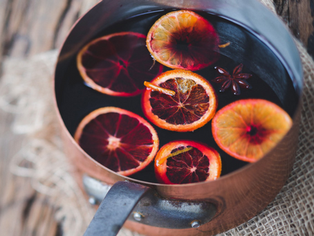 The Sisterhood's Mulled Wine for Winter Adventures Recipe