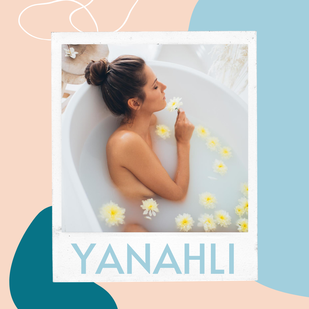yanahli bathing