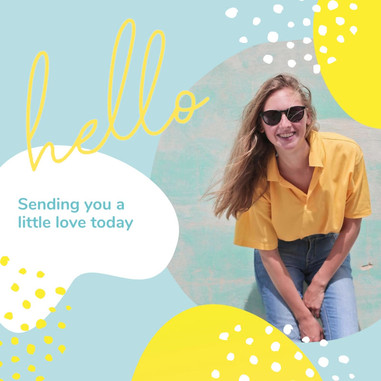 sending you a little love today