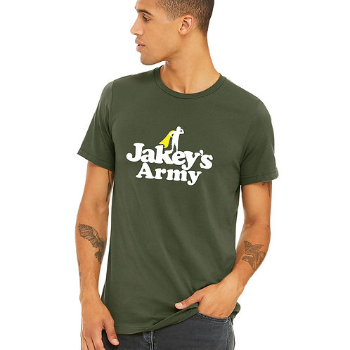 Adult Jakey's Army T-Shirt