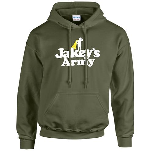 Jakey's Army Hoodie