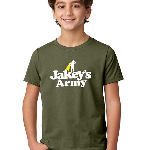 Youth Jakey's Army T - Shirt