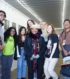 ICP Teen Panelist & photographer Debb Willis, Photoville 2020