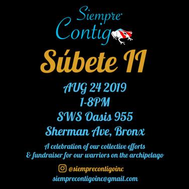 Subete II 2019