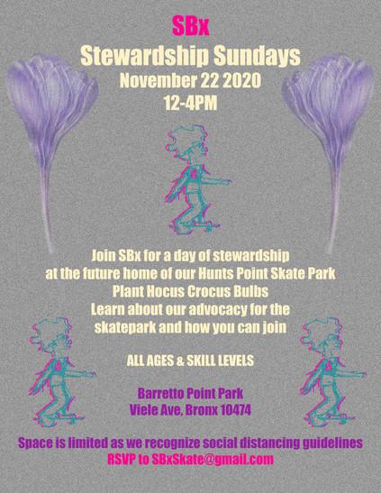 SBx Stewardship Sundays I