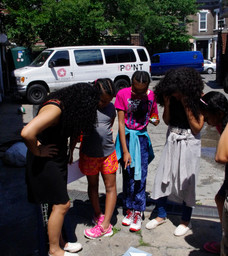 ICP at THE POINT Preteen Summer 2015
