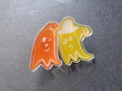 Espooky Boo Pins