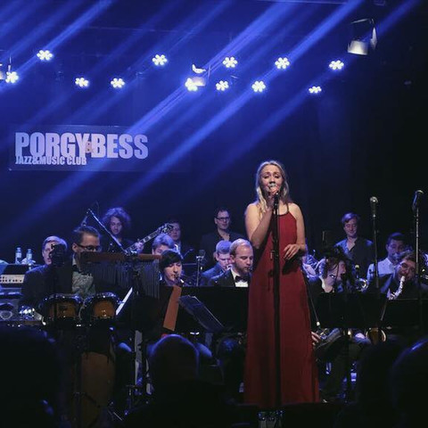 BRUCKNER UNIVERSITY BIG BAND – Porgy&Bess/Vienna  © Margot Riess