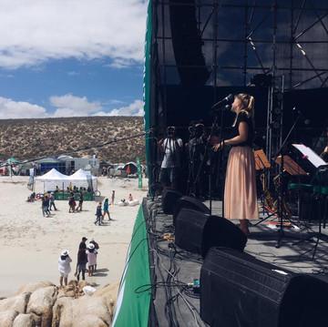 BRUCKNER UNIVERSITY BIG BAND – Jazz on the Rocks Festival/Southafrica 2018  © Stella Radovan