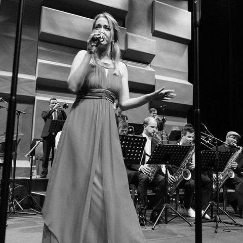 BRUCKNER UNIVERSITY BIG BAND – Sasolburg/Southafrica 2019  © Julia Schiff