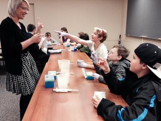 Dundas Central Elementary School Visit