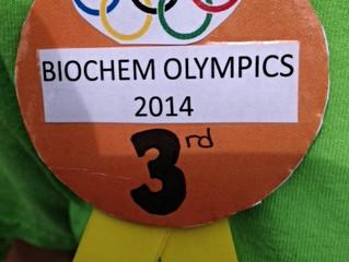 Biochemistry Olympics 2014