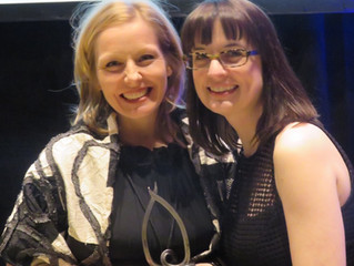 Dr Sloboda wins the Hamilton YWCA Woman of Distinction Award in Science, Trade and Technology