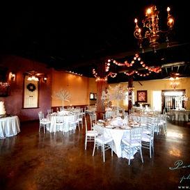 The Gaslight Room - Holiday Reception
