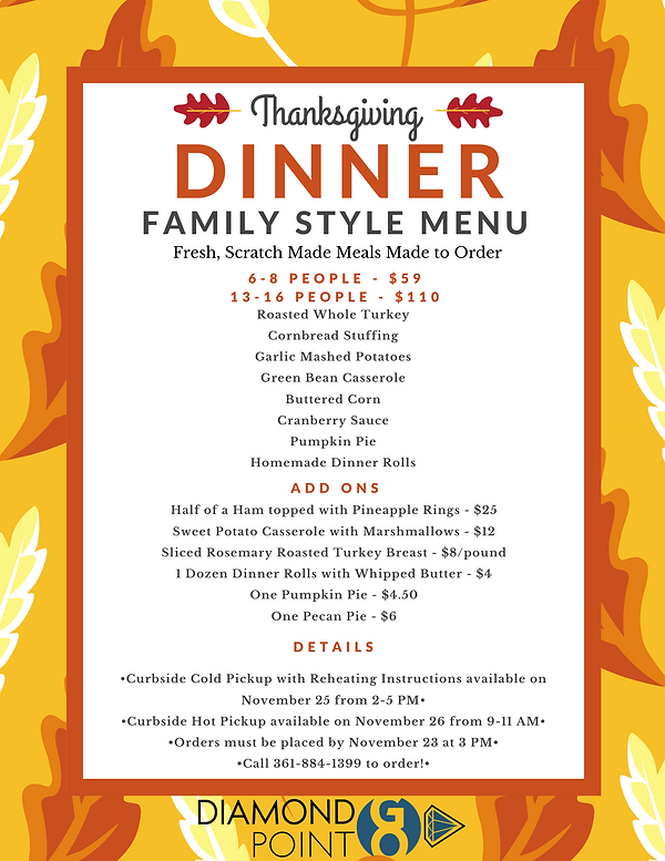 DPGo--Thanksgiving 2020 family style men