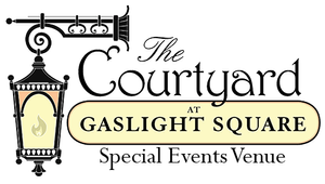 The Courtyard at Gaslight Square Special Event Venue in Corpus Christi Texas