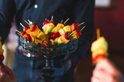 Mini Fruit Kabobs