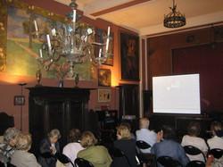 Conferència a l'Associació de Amigos de los Cartillos. 16-06-2011.