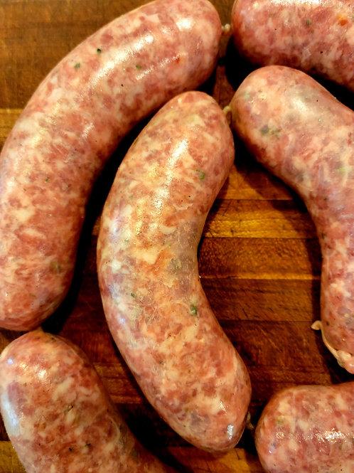 The Moltisanti Spicy Italian Sausage