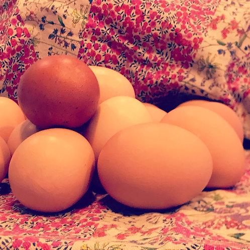 Egg Subscription - 2 dozen/week for 4 weeks
