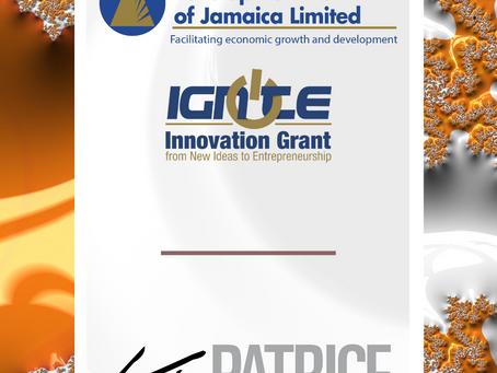 Development Bank of Jamaica IGNITE Grant Awardee!!