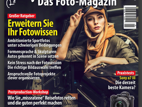 Published - Pictures Das Foto-Magazin (Germany)