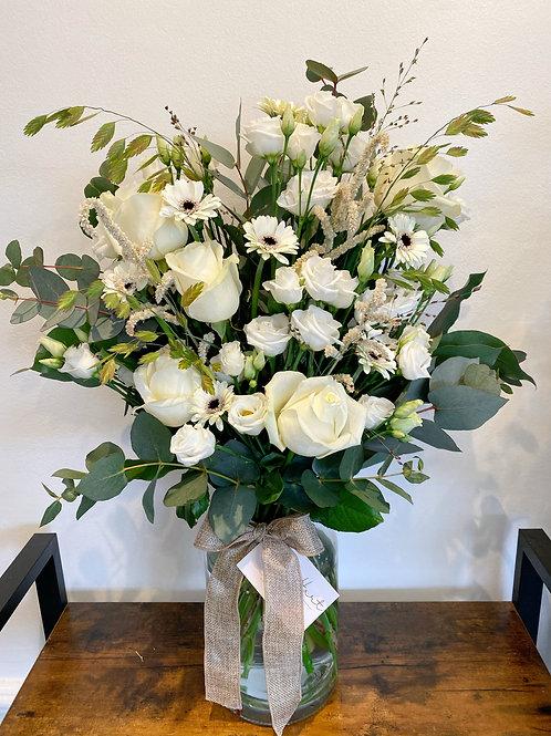 Vase Flower Display - Florist Choice