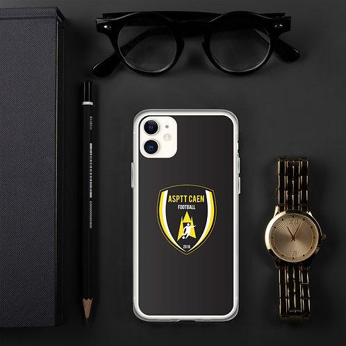 Coque Full Black pour iPhone