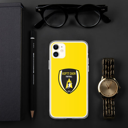 Coque Full Yellow pour iPhone