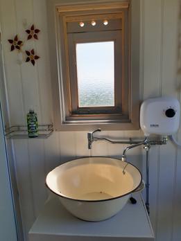 bathroom at Dandelion Hill