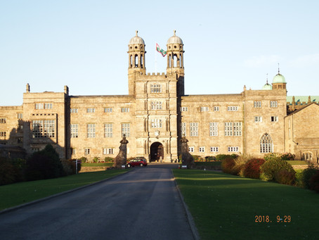 A Trip to Stonyhurst College