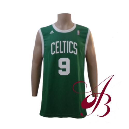 timeless design 122b4 fec0a Boston Celtics Rajon Rondo Adidas Road Jersey