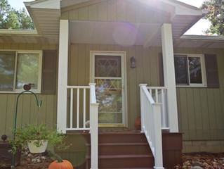 Latest Work: Composite Porches