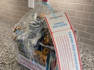 Roxey Ballet Raffle Basket Tickets Available!