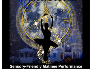 Roxey Ballet's Sensory-Friendly Adaptation of Cinderella
