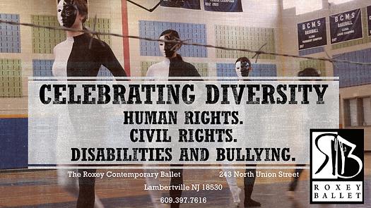 Roxey Ballet's Assembly Program Celebrating Diversity for K-12 Schools